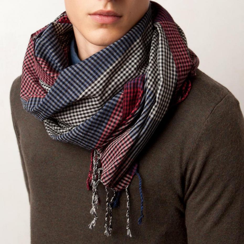 c4869201178 C est d ailleurs pour cela que je possède plusieurs foulards en soie dans  ma garde-robe et que je n hésite pas à les utiliser pour mettre en valeur  ma tenue ...