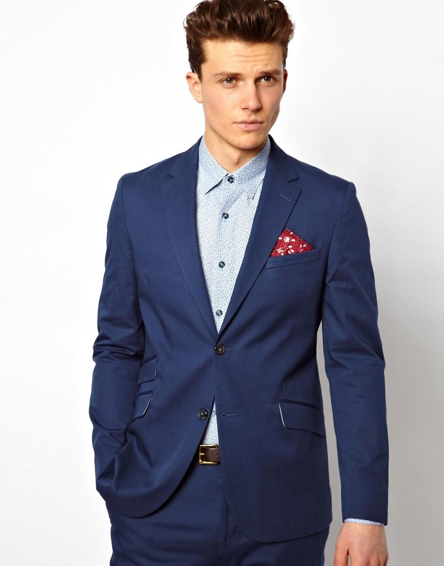 costume bleu marine il est id al pour tous les styles d 39 hommes. Black Bedroom Furniture Sets. Home Design Ideas