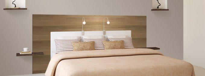 Comment fixer une tete de lit ?