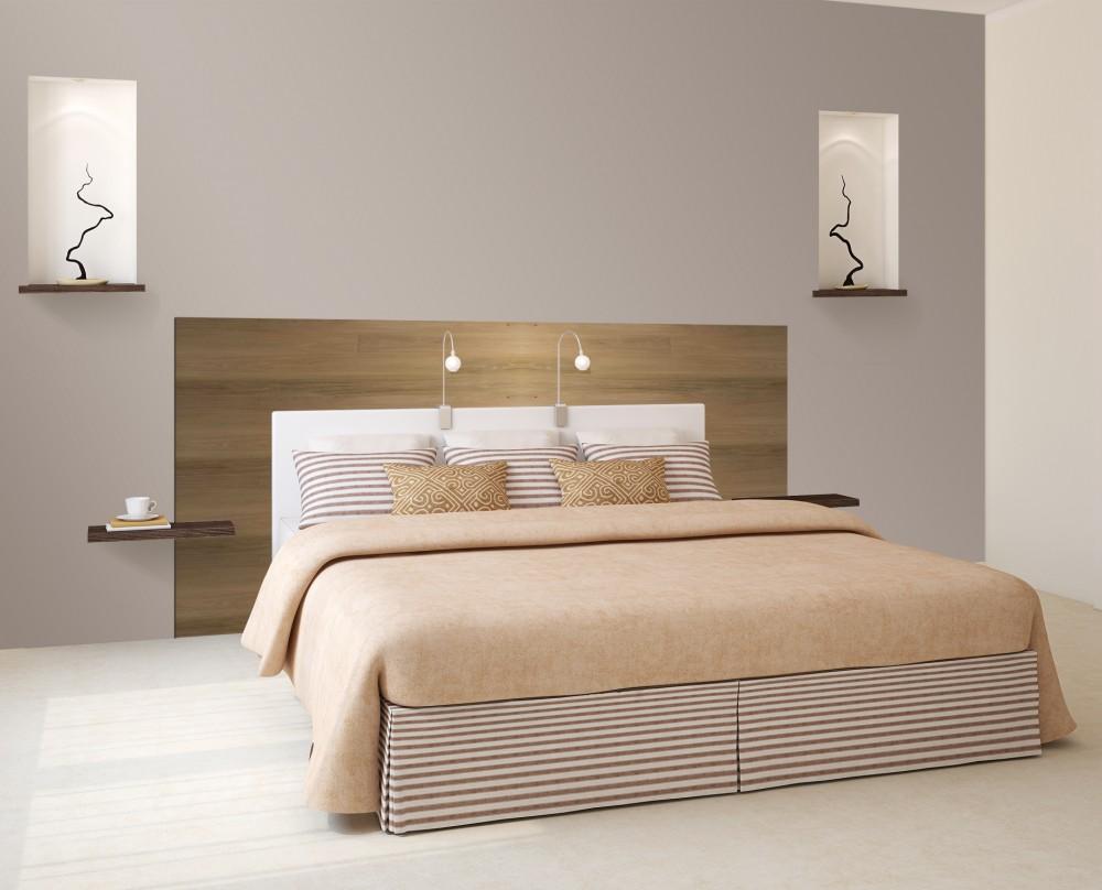 comment fixer une tete de lit