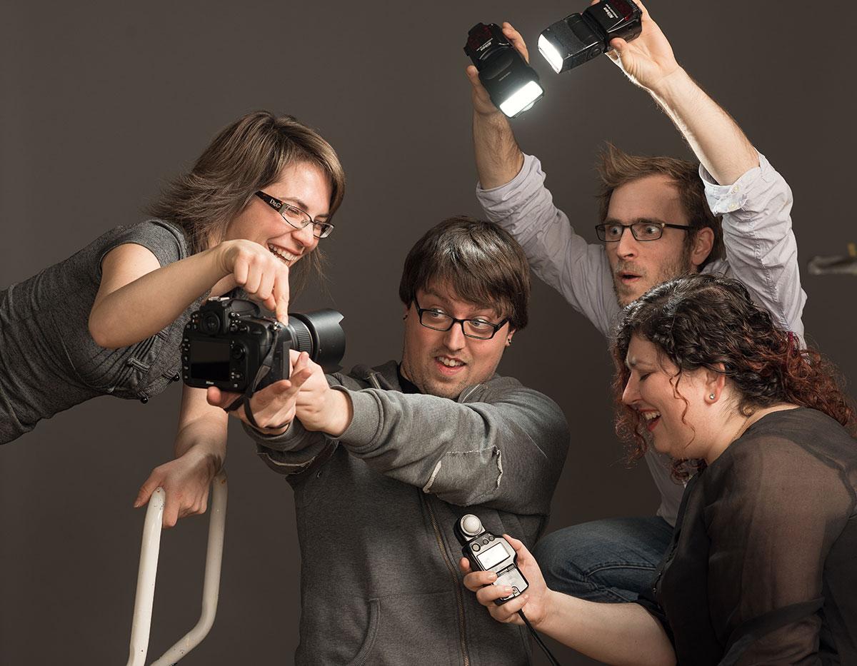 Formation photographe : un métier passionnant
