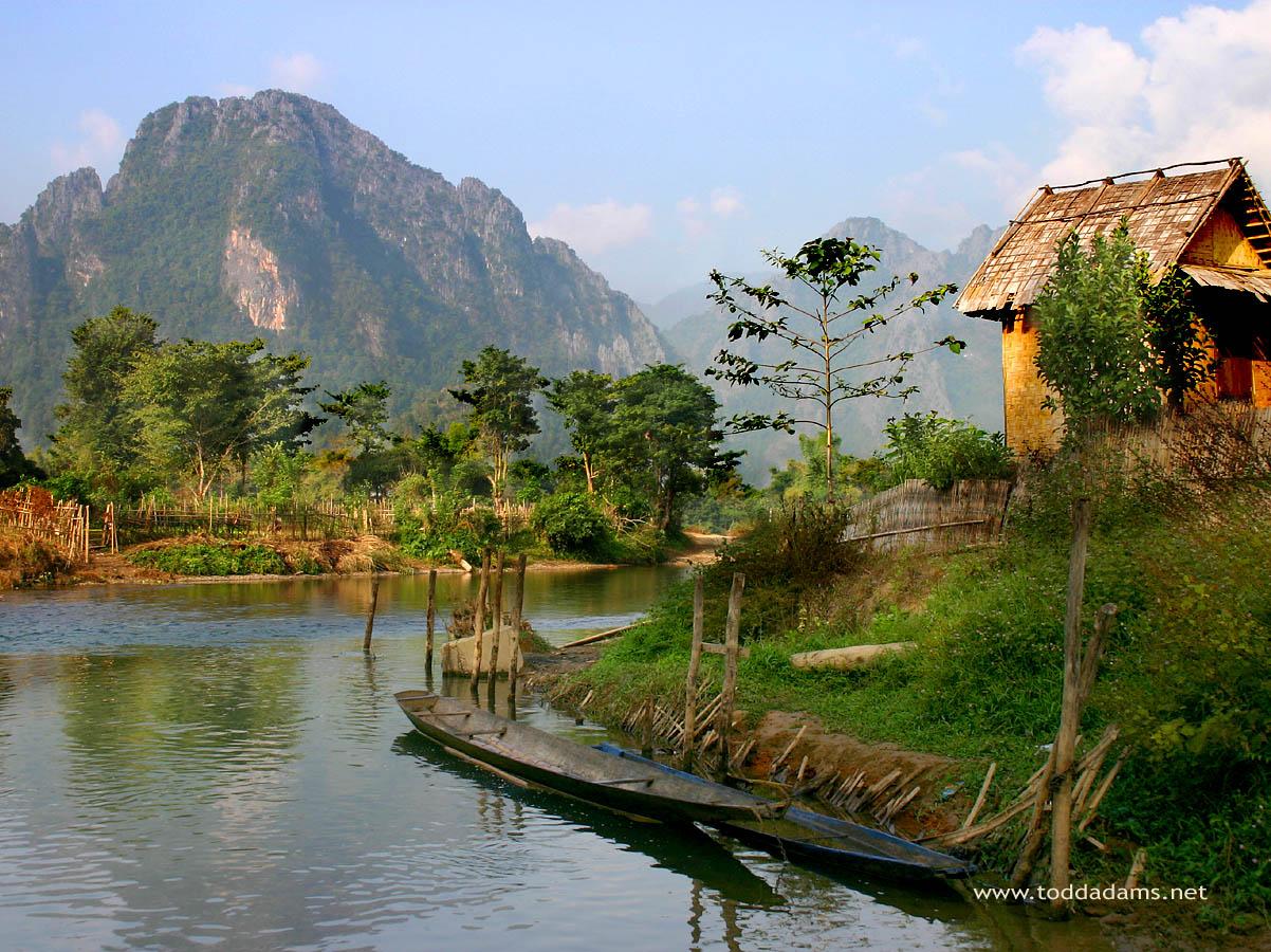 Je pars au Laos avec l'agence LaosVo