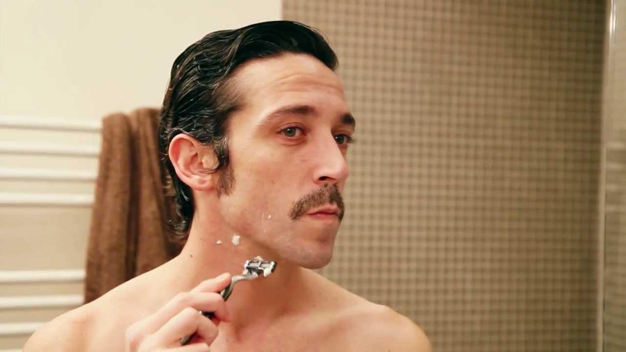 comment bien raser sa barbe awesome navigation de larticle with comment bien raser sa barbe. Black Bedroom Furniture Sets. Home Design Ideas
