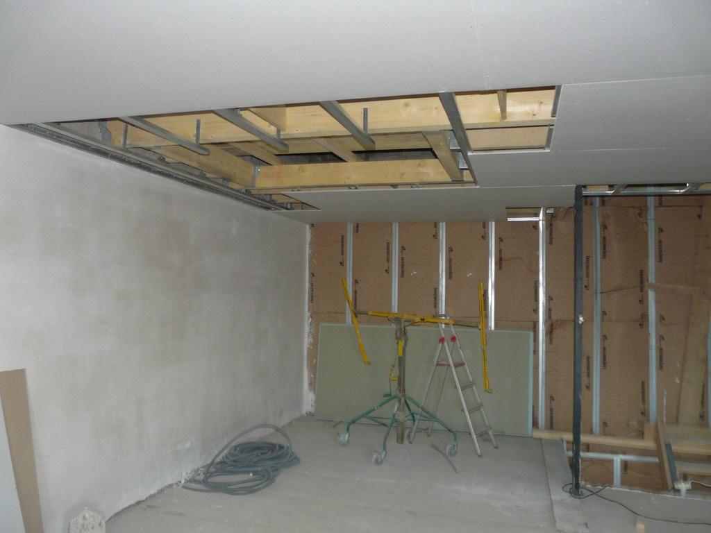 comment poser du ba13. Black Bedroom Furniture Sets. Home Design Ideas