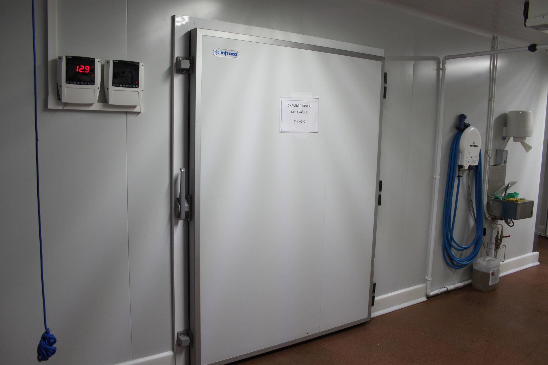 Chambre froide : avant de passer une commande de chambre froide